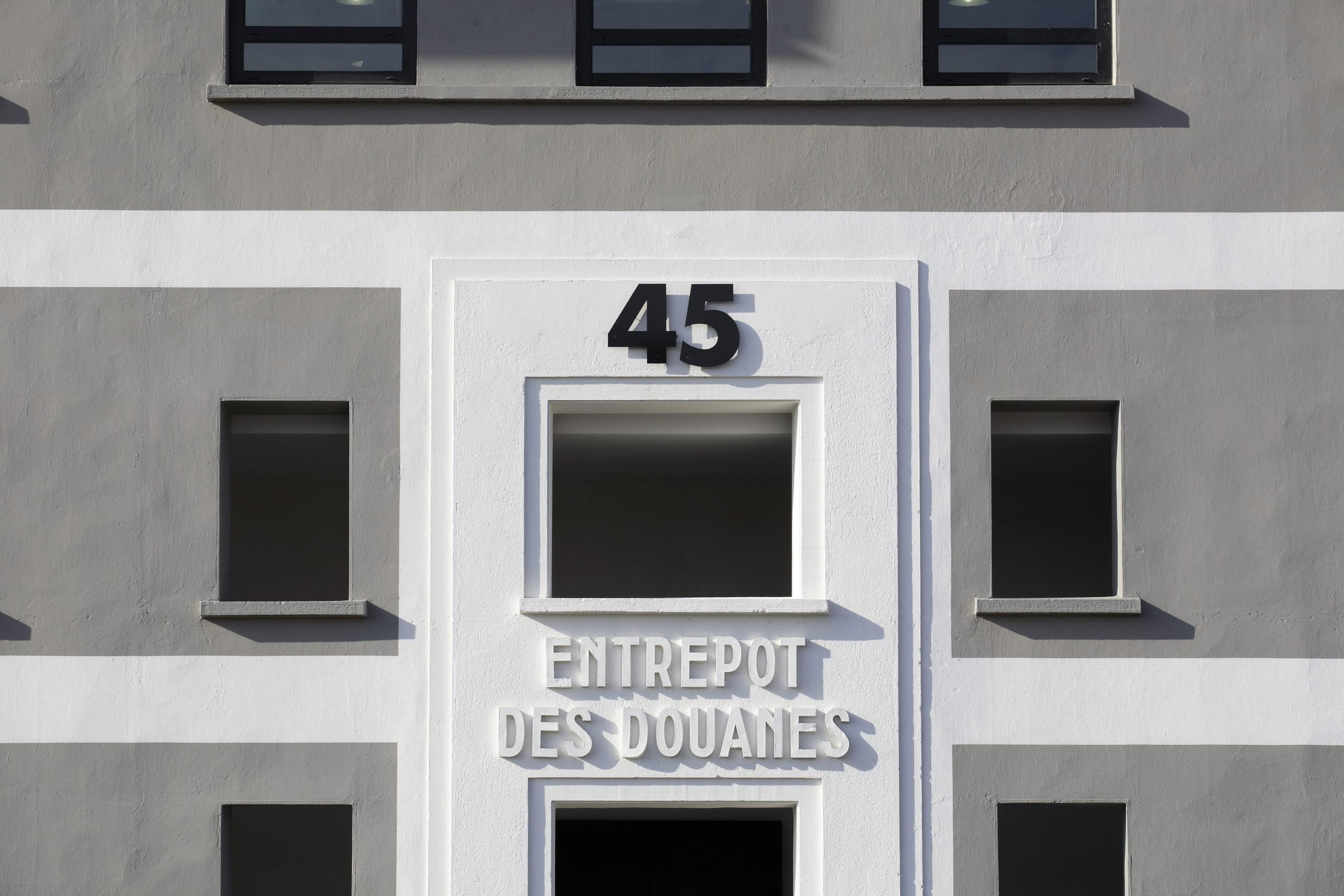 Les Douanes 45